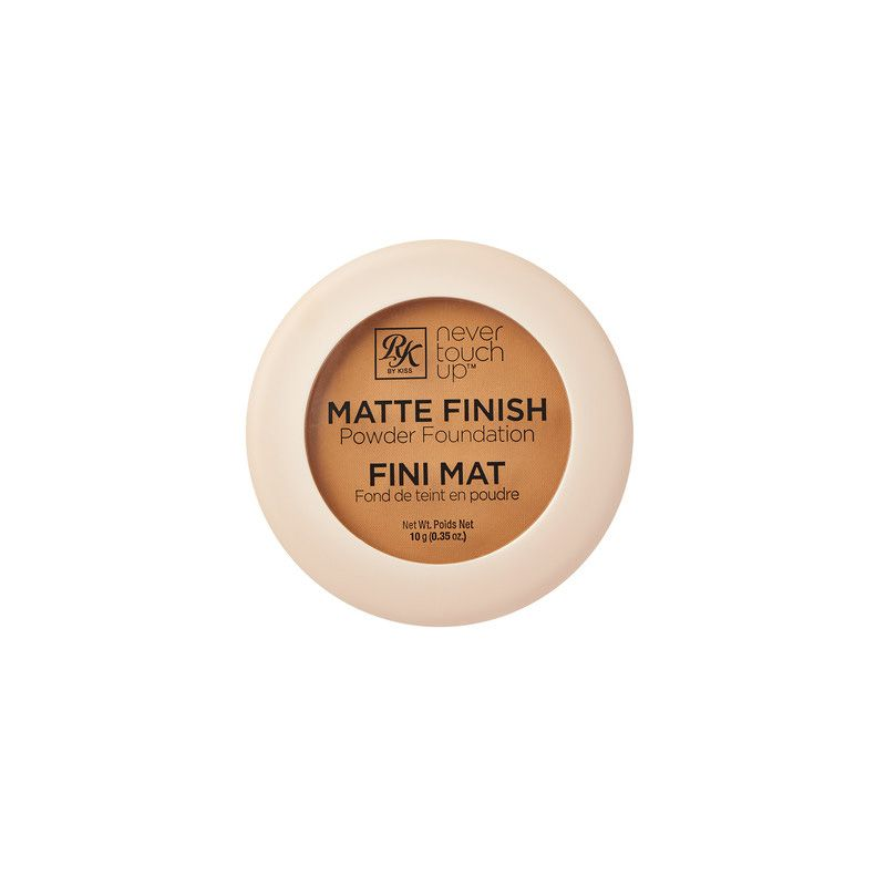 Matte Powder Foundation
